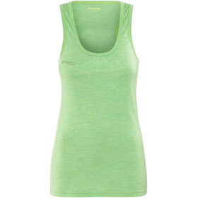 Bergans Cecilie Wool Sleeveless Shirt Women green